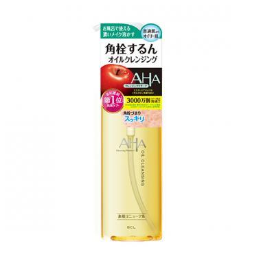 Очищающее масло для снятия макияжа AHA CLEANSING OIL
