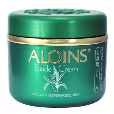 ALOINS Eaude Cream Крем для тела с экстрактом алоэ