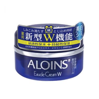 ALOINS Eaude Cream W Увлажняющий крем для лица и тела