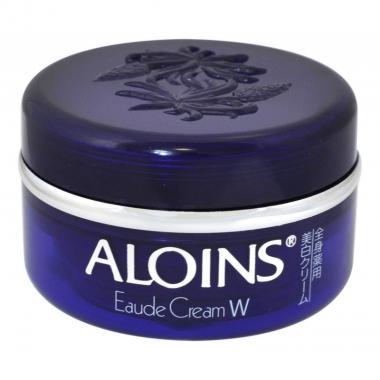 ALOINS Eaude Cream W Увлажняющий крем для лица и тела