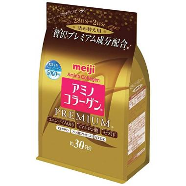 Амино Коллаген Meiji Amino Collagen Premium