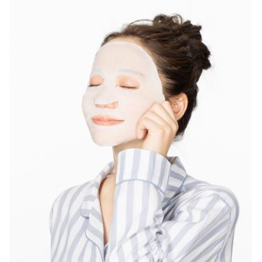 BCL Saborino Morning Facial Sheet Mask Тонизирующая утренняя маска для лица