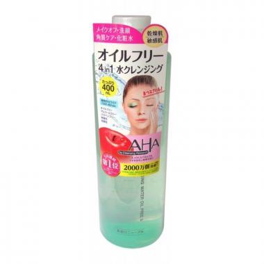 BCL Cleansing Water Oil Free Очищение и снятие макияжа с фруктовыми кислотами