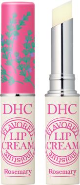 DHC Fragrance Moisture Lip Cream Увлажняющий бальзам для губ с розмарином