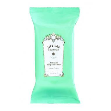Органические гигиенические салфетки Intimate Hygiene Sheet