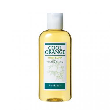 LebeL Cool Orange Hair Soap Cool Шампунь для волос и кожи головы