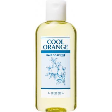 LebeL Cool Orange Hair Soap Ultra Cool Шампунь для глубокого очищения и роста волос