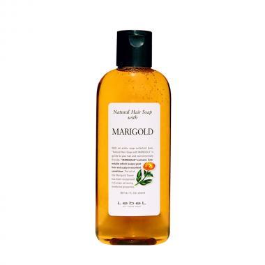 Шампунь для жирной кожи головы LebeL Marigold