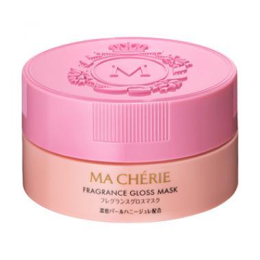 Увлажняющая маска с цветочным ароматом Shiseido Ma Cherie