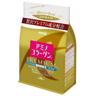Амино Коллаген Meiji Amino Collagen Premium