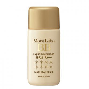 Moist Labo BB Liquid Foundation Жидкая тональная основа SPF28 PA++ Охра