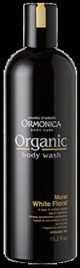 Органический увлажняющий гель для душа ORMONICA ORGANIC BODY MOIST WHITE FLORAL