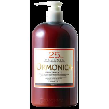 ORMONICA ORGANIC Hair COMPLETE Органический бальзам для волос и кожи головы
