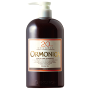 ORMONICA Органический шампунь для ухода за волосами и кожей головы, 550мл