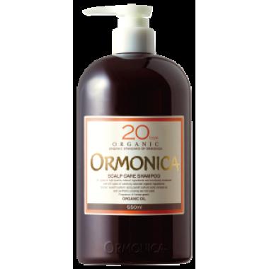 ORMONICA ORGANIC SCALP CARE SHAMPOO Органический шампунь для ухода за волосами и кожей головы