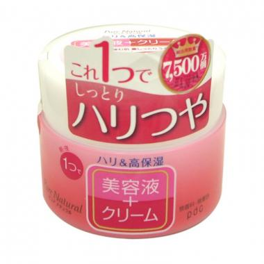 Pure Natural Cream Moist Lift Увлажняющий Крем для зрелой кожи