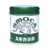 Smoca Green Зубной порошок со вкусом мяты и эвкалипта