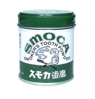 Зубной порошок Smoca Green