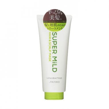 Маска для волос Shiseido Super Mild