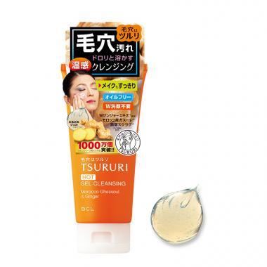 Tsururi Hot Gel Cleansing Очищающий гель с термоэффектом