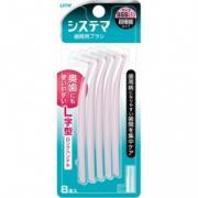 Зубная щётка Dentor Systema для чистки межзубного пространства со сверхтонкой щетиной