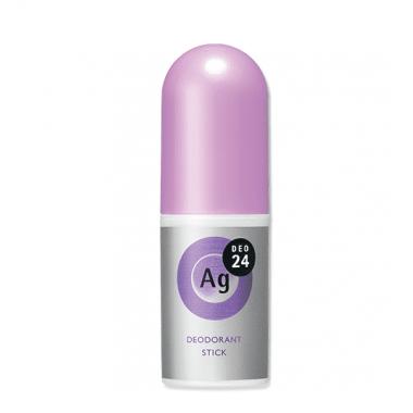 SHISEIDO AG DEO24 Дезодорант-антиперспирант с ионами серебра с ароматом свежести