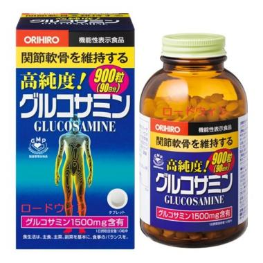 Глюкозамин Хондроитин Orihiro на 90 дней