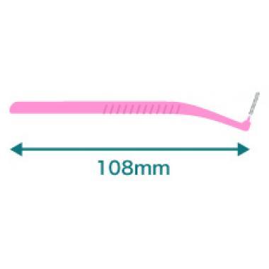 Зубная щетка Dentor Systema для межзубного пространства со сверхтонкой щетиной