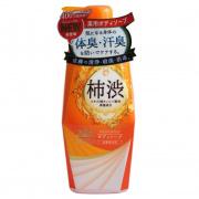 Max TAIYO NO SACHI EX BODY SOAP Дезодорирующее жидкое мыло для тела с экстрактом хурмы, 500мл