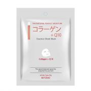 Mitomo Маска для лица Коллаген + Коэнзим Q10