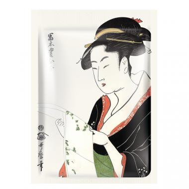 Mitomo Маска для лица Жемчуг и Цветы Сакуры
