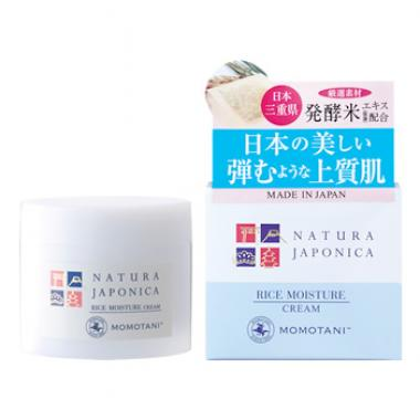 Увлажняющий крем Natura Japonica Rice Moisture Cream