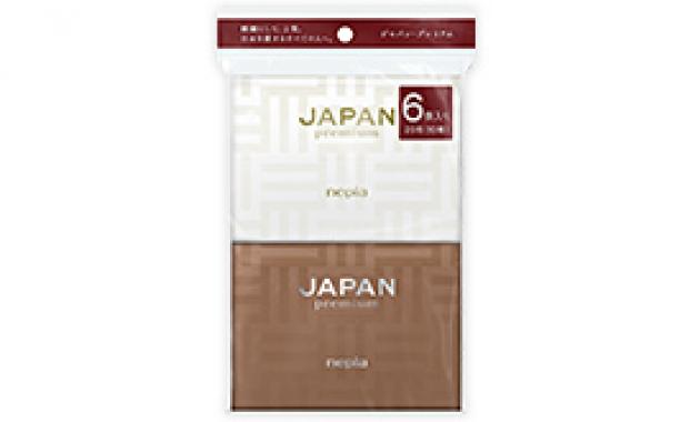 Nepia Japan Premium Платочки двухслойные