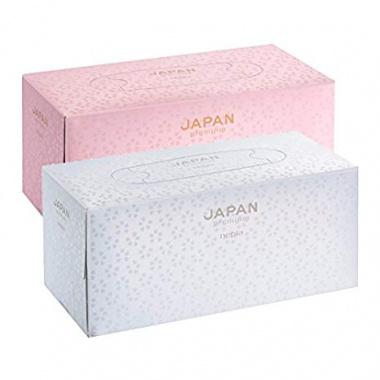 Nepia Japan Premium Салфетки Двухслойные косметические
