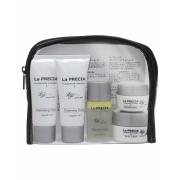 La PRECIA 7 days Trial Set Пробный набор миниатюр с очищающим кремом