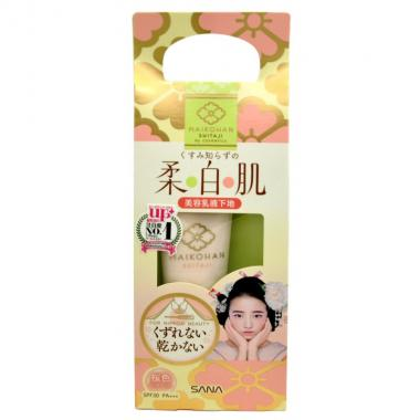 SANA Skin care base SPF 30  Основа под макияж увлажняющая