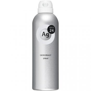 SHISEIDO AG DEO24 дезодорант спрей без запаха