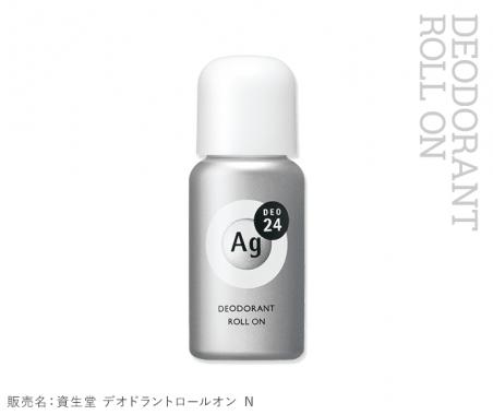 Shiseido AG Deo24 Роликовый дезодорант без аромата