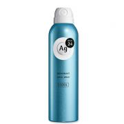 SHISEIDO AG DEO24 Дезодорант антиперспирант спрей с охлаждающим эффектом
