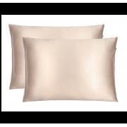 Комплект Шелковых бьюти наволочек Silk Silk Карамель