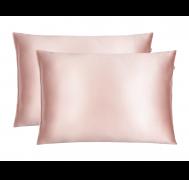 Комплект Шелковых бьюти наволочек Silk Silk Сакура