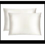 Комплект Шелковых бьюти наволочек Silk Silk Жемчуг