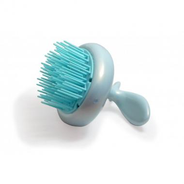 Массажер для кожи головы и волос Vess Scalpy Shampoo Brush